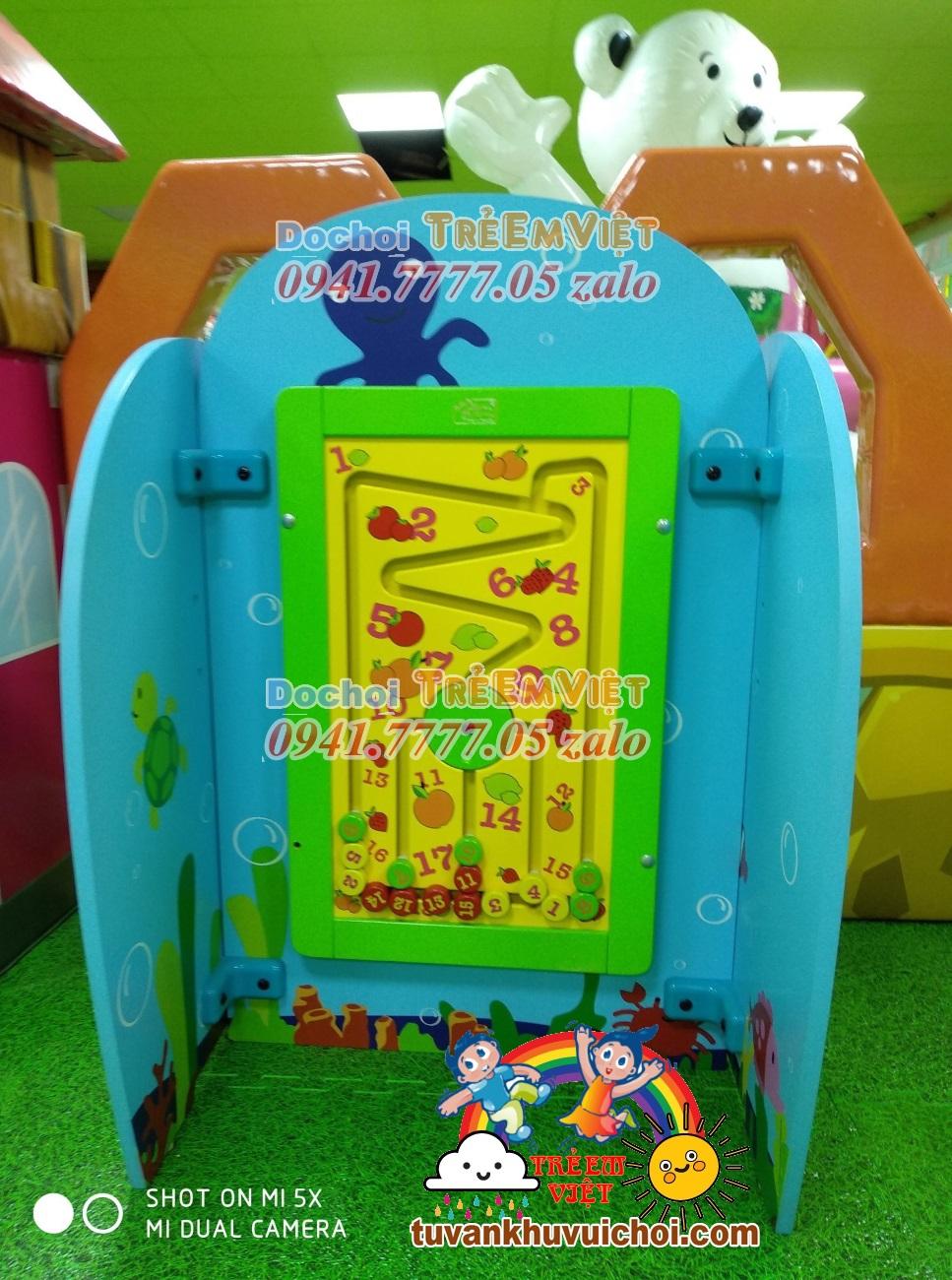 chi phí đầu tư khu vui chơi trẻ em, chi phi dau tu khu vui choi tre em