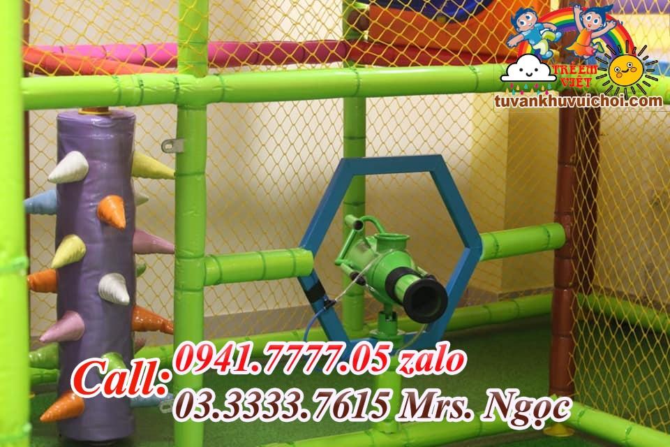 thiết kế khu vui chơi, tư vấn mở khu vui chơi trẻ em, khu vui chơi liên hoàn, nhà liên hoàn