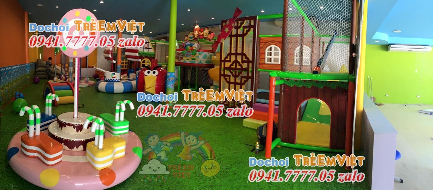 gia-khu-vui-choi-tre-em-trong-nha, giá khu vui chơi trẻ em trong nhà