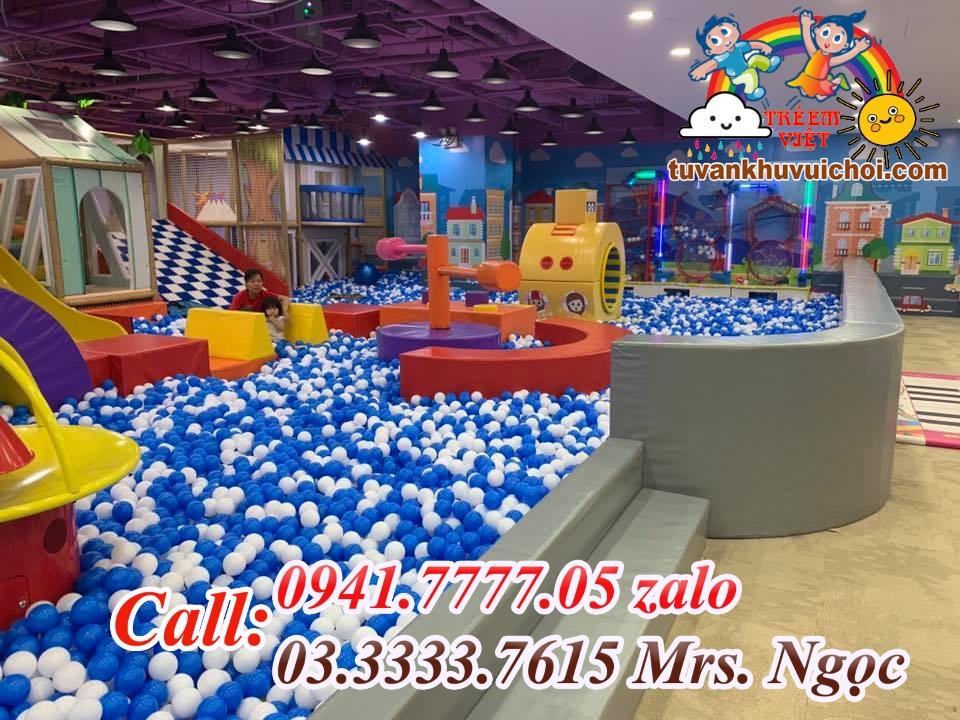tư vấn kinh doanh khu vui chơi trẻ em