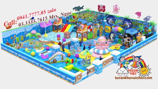 giá lắp đặt khu vui chơi trẻ em