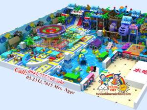 , thiết kế khu vui chơi trẻ em