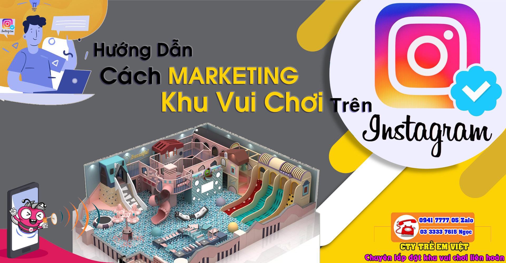 Marketing khu vui chơi