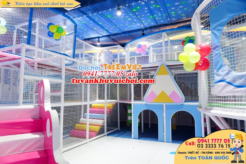 Mô hình khu vui chơi trẻ em
